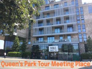Queen's Park Walking Tour Meeting Place
