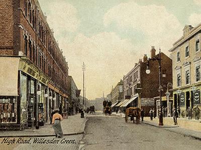 Willesden High Road