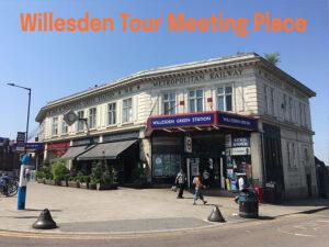 Willesden High Road Walking Tour Meeting Place